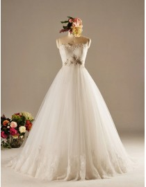 Gorgeous sweetheart empire maternity wedding dresses lace appliques pearls beaded  5W-342