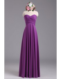 Awesome sweetheart lilac purple baby blue pink watermelon orange bridesmaid dresses SB-069
