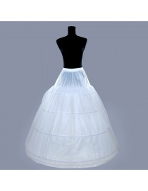 Wedding dresses petticoat/underskirt WP-002
