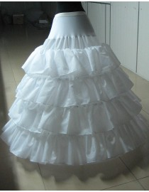 Wedding dresses petticoat/underskirt WP-004