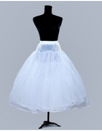Wedding dresses petticoat/underskirt WP-008